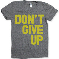Print Liberation Store  Don&#x27;t Give Up ( women )- PL Classics Collection