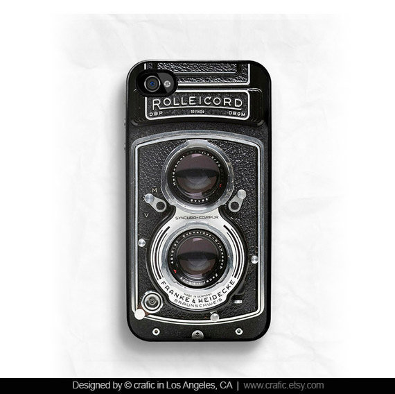 iPhone 4 case iPhone 4s case - Vintage Camera iphone Case