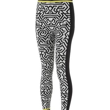 Mountain Climber Ski Merino Knit Legging