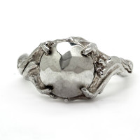 """""""Ice Princess"""" Ring by Blue Bayer Design (Silver)"""