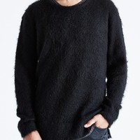 Your Neighbors Mohair Crew Neck Sweater-