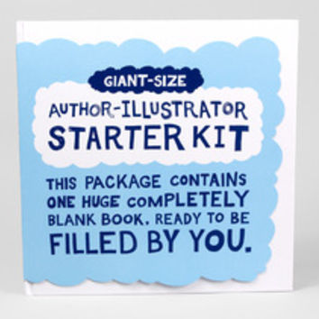 Giant-Sized Author-Illustrator Starter Kit