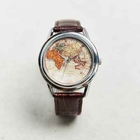 Cheapo Old World Leather Watch- Brown One