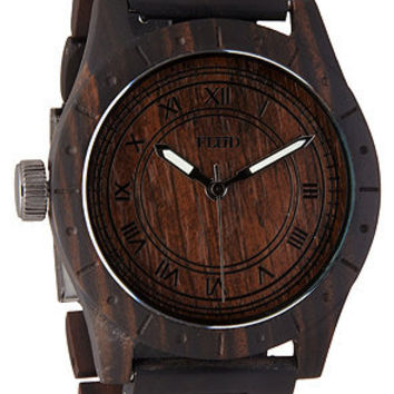 The Big Ben Watch in Oak