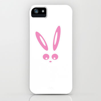 Bunny Roger iPhone & iPod Case by Steffi ~ findsFUNDSTUECKE