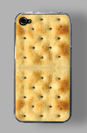 Don't Be Salty  iPhone 4 or 4S Case by ZERO GRAVITY