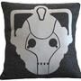 Cybermen, Doctor Who Inspired Pillow