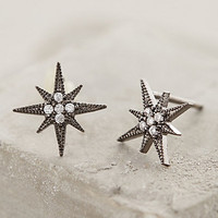 Compass Rose Posts by Anthropologie Silver One Size Earrings