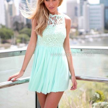 LACE MIX DRESS , DRESSES, TOPS, BOTTOMS, JACKETS & JUMPERS, ACCESSORIES, $10 SPRING SALE, PRE ORDER, NEW ARRIVALS, PLAYSUIT, GIFT VOUCHER, **SALE NOTHING OVER $30**, Australia, Queensland, Brisbane