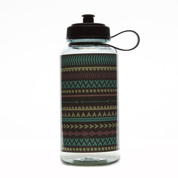 Tribal Print Water Bottle 239281957 | Accessories