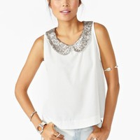 Sweet Sequin Top