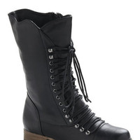 Into the Night Boot | Mod Retro Vintage Boots | ModCloth.com