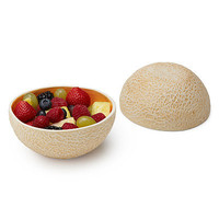 CANTALOUPE BOWLS - SET OF 2