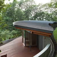cell space architects: house in hill