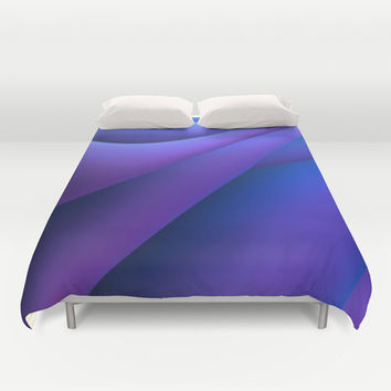 Silk Sheets - Duvet Cover by Lyle Hatch | Society6.com