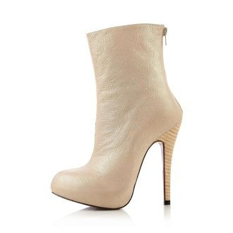 Arielle A Talon Ankle Boots