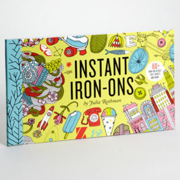 Instant Iron-Ons
