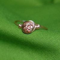 Rosette Ring