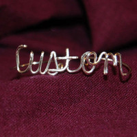 Custom Ring - Double