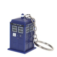 Doctor Who Tardis Flashlight Keychain - 188706