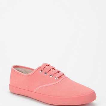Tonal Canvas Laceup