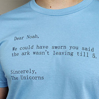 Dear Noah T-Shirt (Guys &amp; Gals)