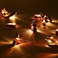 Cookie Cutter String Lights - Urban Outfitters