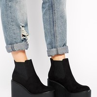 ASOS EMPEROR Chelsea Ankle Boots