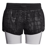 H&M Shorts with Liner Tights $99