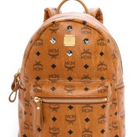 MCM Stark Small Sprinkle Stud Backpack