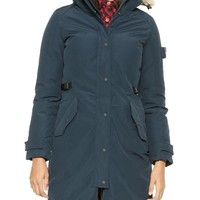 Penfield Ellston Hooded Mountain Parka