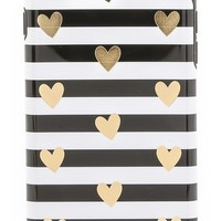 Sonix Heart Stripe iPhone 6 Case