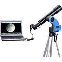 iOptron Astroboy -70e with Electronic Eyepiece (Astro Blue)--Fitness & Sports-Optics & Binoculars-Telescopes