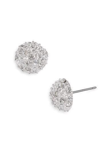 Rachel Stone Dome Stud Earrings | Nordstrom