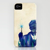 Doctor Who 10th Doctor David Tennant iPhone Case by Colin Capurso | Society6