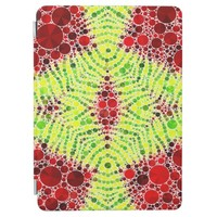 Crazy Abstract Pattern iPad Air Cover