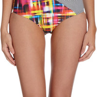 Check Print Mixed Boys Brief