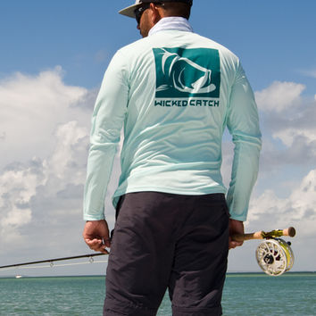 Salty Poon PTP Fishing Shirt -SF/T