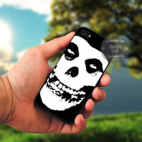 Misfits Skull case for Note 2|3\iPod 4th|5th\HTC One\Samsung Galaxy S3|S4|S5\LG Nexus\iPhone 4|4s|5c|5|5s|6|6+