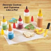 Cookie & Cupcake Decorating Set @ Fresh Finds