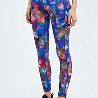 Without Walls Floral Run Leggings - Urban Outfitters