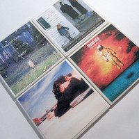 Brand New Album Cover Ceramic Coasters - set of 4