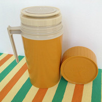 Mustard Yellow Thermos