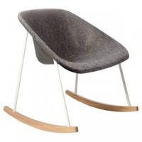 Kola rocking chair, wood