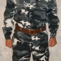 Modern Russian Military Special Camo Uniform Set Bdu Suit for Special Forces - XL 52