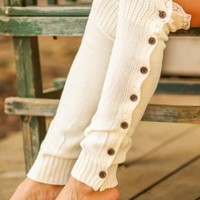 GRACE & LACE:The Miss Molly Leg Warmers