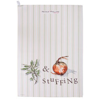 Sage And Onion Stuffing Tea Towel