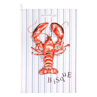 Lobster Bisque Tea Towel