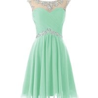 Short Prom Dresses Sexy Homecoming Dress for Juniors Birthday Dress