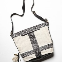 Free People Isabel Tapestry Tote